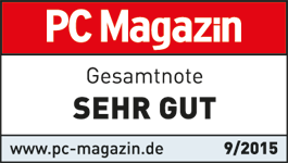 PC Magazin award