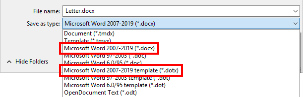 microsoft office latest version name