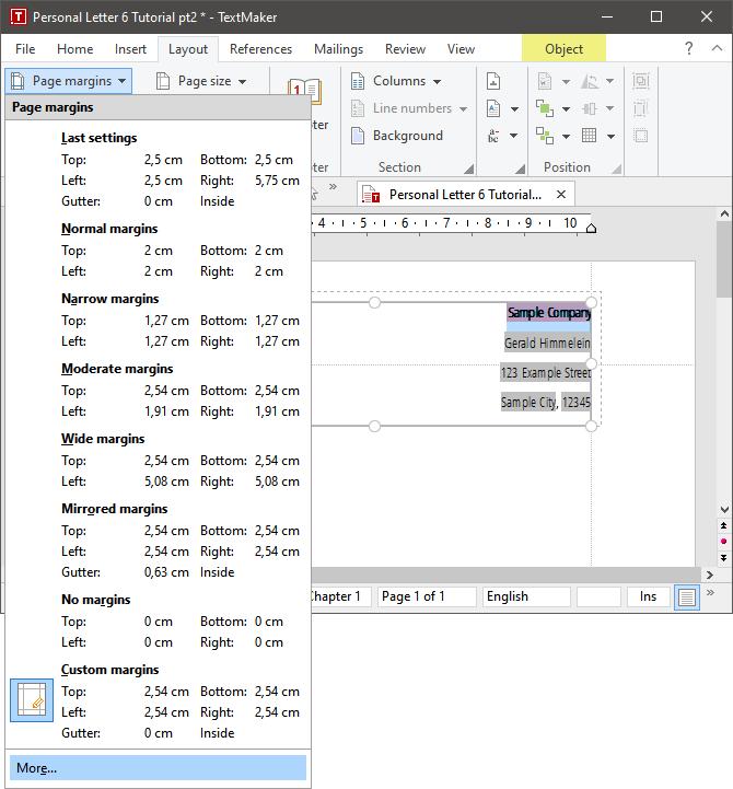 Jak Opanować Szablony Programu Textmaker Część 2